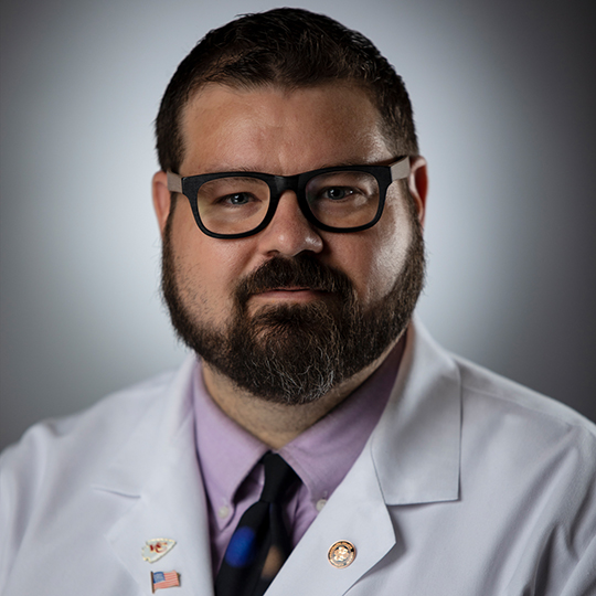 Dr. Branon McMichael