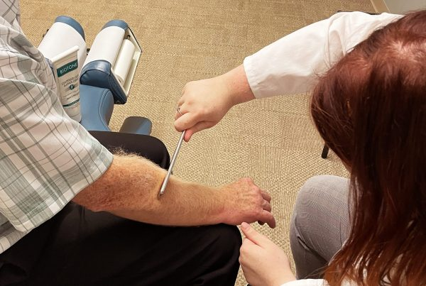 Chiropractors use special devices to help heal soft-tissue injuries;